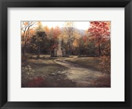 Autumn a the Olivers  Frame