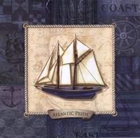 Framed Sailing II