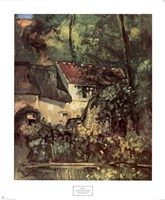 Framed House of Pere Lacroix