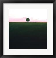 Framed One in Green