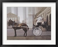 Framed Carriage Ride