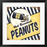 Framed Peanuts