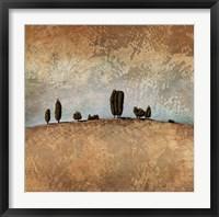 Framed Sandy Hill