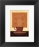 Framed Cafe Espresso