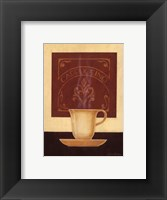Framed Cappuccino