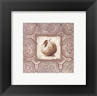 Hampton Fruit III Framed Print