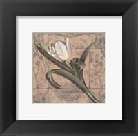 Tile Style I Framed Print
