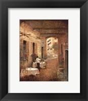 Romantic Hideaway Framed Print