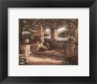 Villa Venuto Framed Print