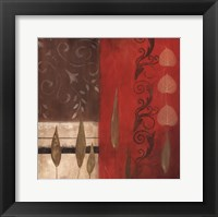 Arte Forum II Framed Print