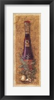 Framed Red Wine Vinegar