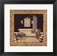 Framed Maison Bath II