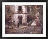 Maggiano's Framed Print