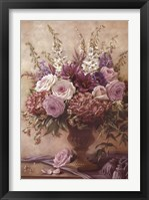 Framed Symphony Bouquet II