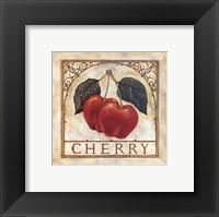 Framed Fancy Cherry