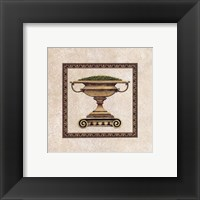 Framed Planter Urn I