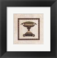 Framed Planter Urn II