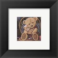 Framed Bear Lullaby
