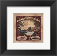 West India Framed Print