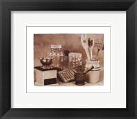 Framed Coffee Grinder