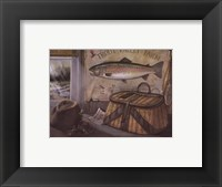 Framed Trout Valley