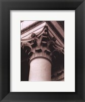 Architecture IV Framed Print