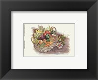 Framed Vegetable Basket