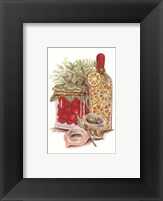 Framed Herbs & Oils #6