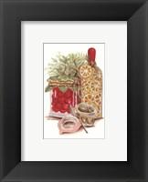 Framed Herbs & Oils #6