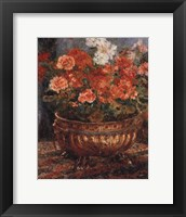 Framed Bouquet of Flowers