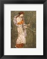 Framed Pompei-Diana