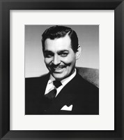 Framed Clark Gable