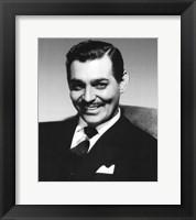 Framed Clark Gable
