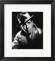 Framed Humphrey Bogart