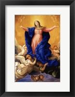 Framed Himmelfahrt Mariae
