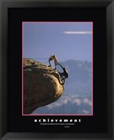 Framed Achievement