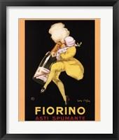 Framed Fiorino Asti Spumante
