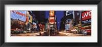 Framed Time Square