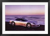 Framed Corvette Callaway C12, 1998