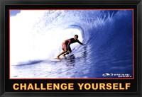 Framed Challenge Yourself - Extreme Sport