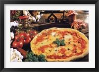 Framed Pizza