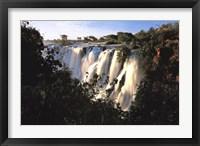 Framed Waterfalls
