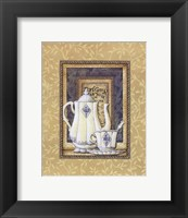 Framed Earl Grey
