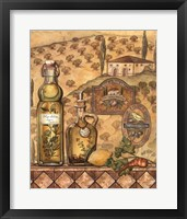 Framed Flavors of Tuscany II