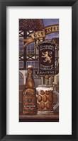 Framed German Beer