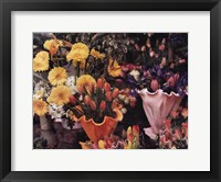 Framed Flowers, Florence