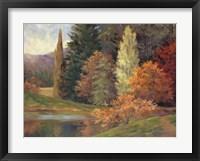 Nature's Splendor II Framed Print