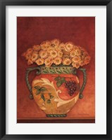Tuscan Bouquet I Framed Print