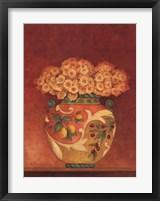 Framed Tuscan Bouquet II