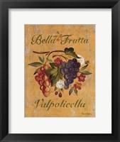 Valpolicella Framed Print